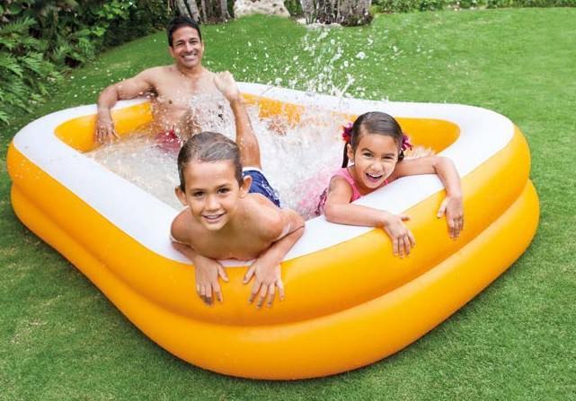 Vásárlás  Intex 57181 Mandarin felfújható családi medence ... 330c391849