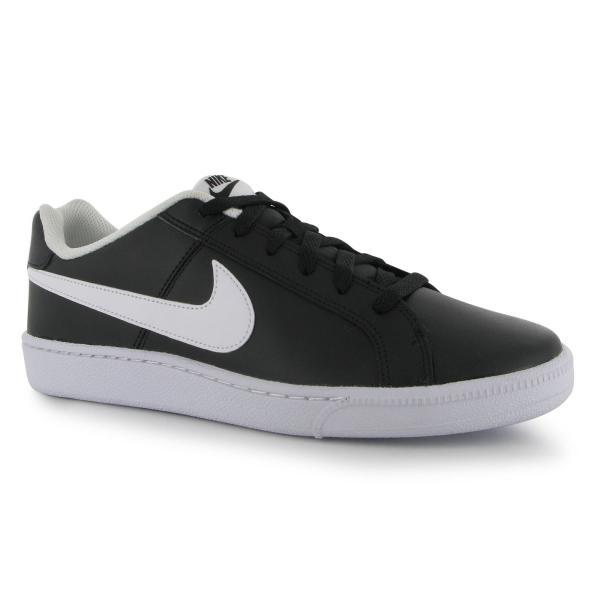 Férfi NIKE COURT ROYALE ESS sneaker fekete színben   Nike