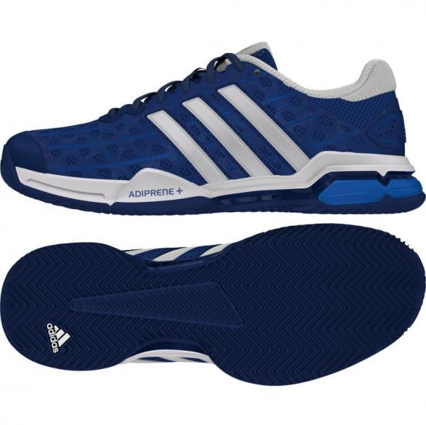 buy popular 91e21 2238f Adidas Barricade Club Clay (Man)