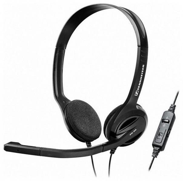 Vásárlás  Sennheiser PC36 (504523) Mikrofonos fejhallgató árak ... eec9f45071