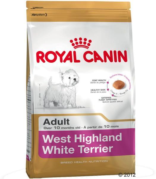 bfdd9a146 Vásárlás: Royal Canin West Highland White Terrier Adult 2x3kg ...