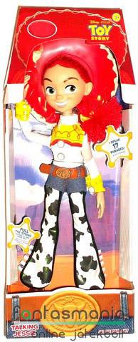 f4ca1d7af947d Vásárlás  40 cm-es Toy Story - beszélő Jessie figura kalappal ...