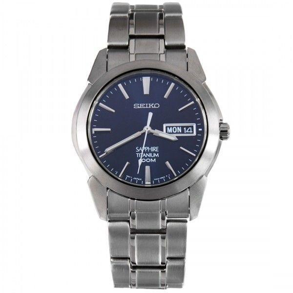 Vásárlás  Seiko SGG729 Titan Saphire óra árak ca87bd7de2