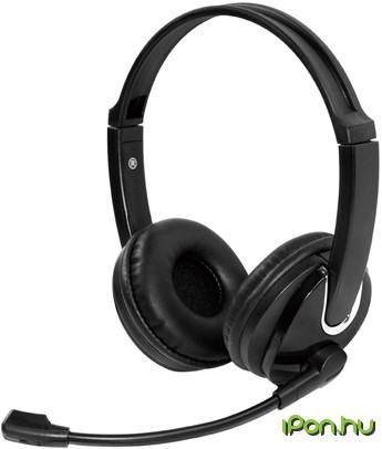 Vásárlás  Vakoss SK-504 Mikrofonos fejhallgató árak összehasonlítása ... b30ade4b13