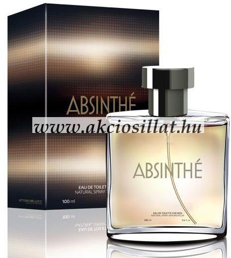Vittorio Bellucci Absinthe EDT 100ml parfüm vásárlás, olcsó