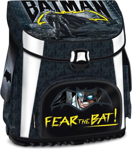 Ars Una Batman - Kompakt Easy ergonómikus iskolatáska 39x33x23cm (94537673) 8e70783976