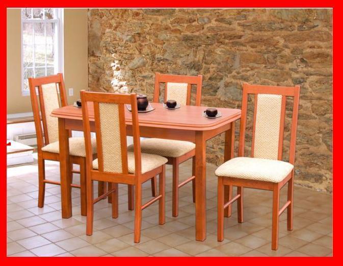 Vásárlás: Piano asztal Felix székek - 4 személyes Étkezőgarnitúra ...
