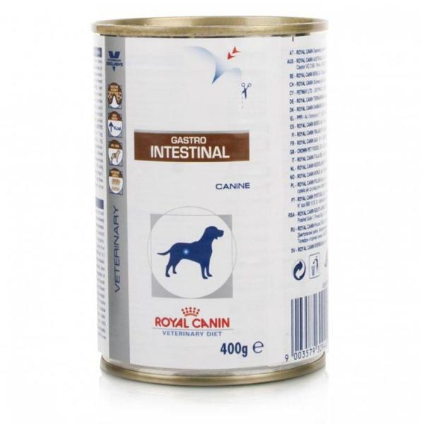 royal canin gastro intestinal 12x400g. Black Bedroom Furniture Sets. Home Design Ideas