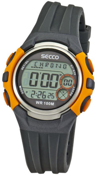 Vásárlás  Secco DIE-00 óra árak 2bece56a88