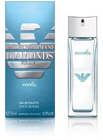 Emporio Diamonds 75ml Armani Rocks Edt GSULqMVzp