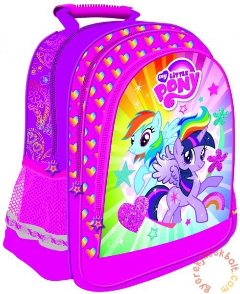 499b041bb872 St. Majewski My Little Pony nagyméretű hátizsák, iskolatáska (190919)