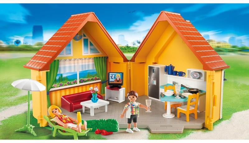 Playmobil casa de la tara pm6020 playmobil preturi for La casa de playmobil