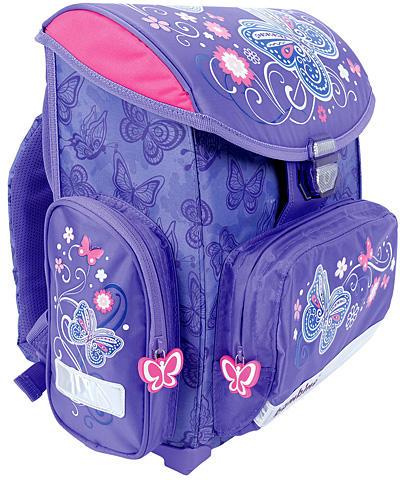 Vásárlás  UNIPAP Pillangós - ergonomikus iskolatáska (606694 ... de9892ef9b