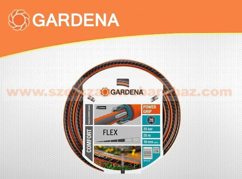 gardena comfort flex 25m 1 18057 furtun pentru stropit preturi. Black Bedroom Furniture Sets. Home Design Ideas