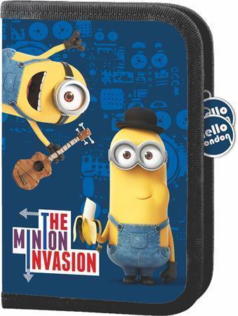 f4f7581320e1 UNIPAP Minions - The Minion Invasion 2016 klapnis tolltartó - kék (UNMI2TKK)
