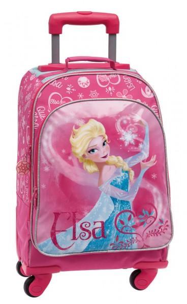 Toppen Disney Frozen: Elsa - Troler convertibil 44cm (Ghiozdan) - Preturi LD-48