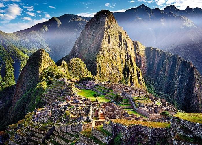 Vásárlás: Trefl Machu Picchu 500 db-os (37260) Puzzle árak  összehasonlítása, Machu Picchu 500 db os 37260 boltok