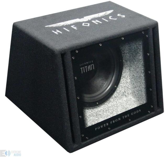 Hifonics Titan TX12BP (Subwoofer auto) - Preturi