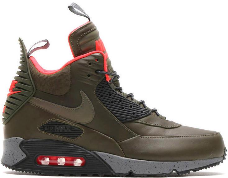 62a28393 Nike Air Max 90 Sneakerboot Winter (Man) Спортни обувки Цени, оферти ...
