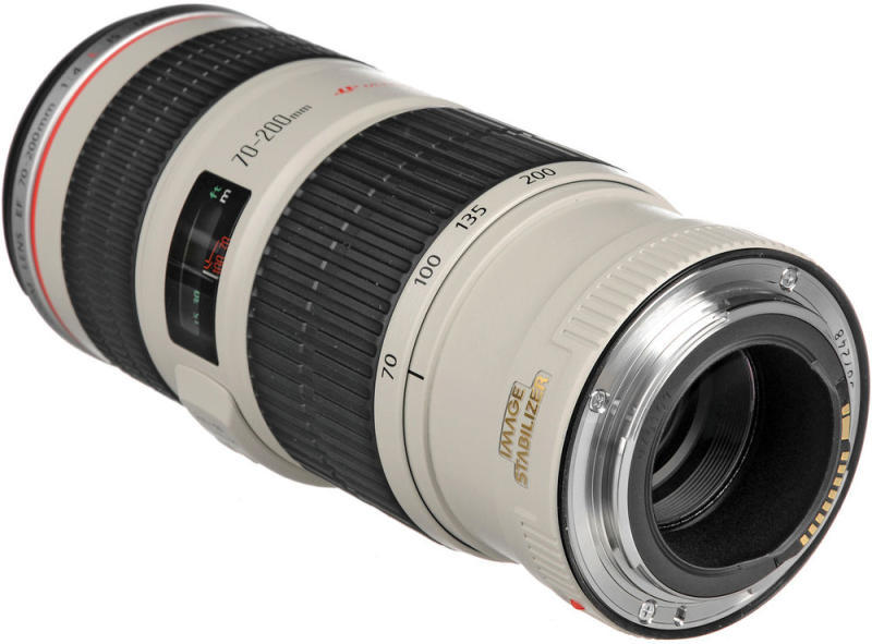 Canon EF 70-200mm f/4L IS USM (AC1258B005AA)
