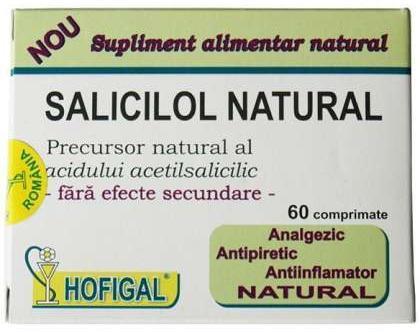 salicilol natural administrare)