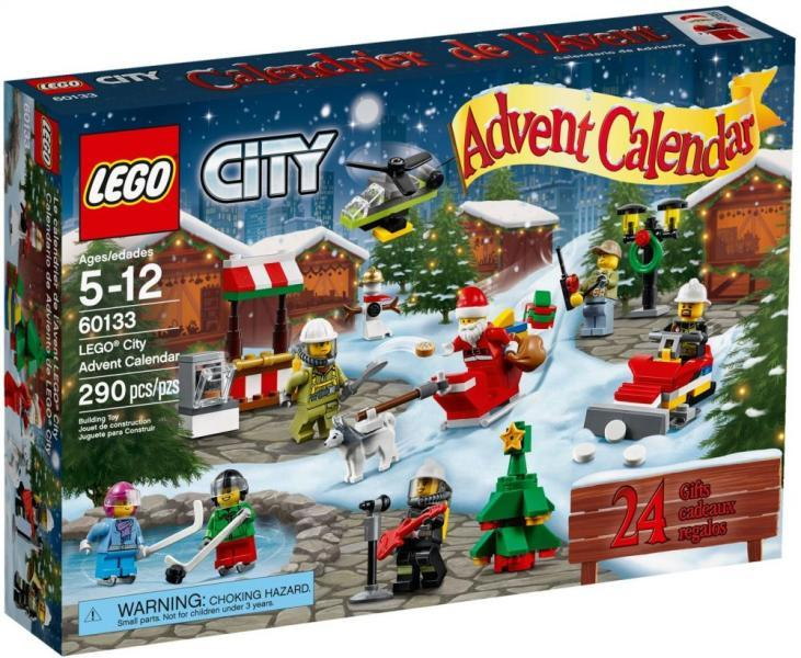 adventi naptár lego Vásárlás: LEGO City   Adventi naptár 2016 (60133) LEGO árak  adventi naptár lego
