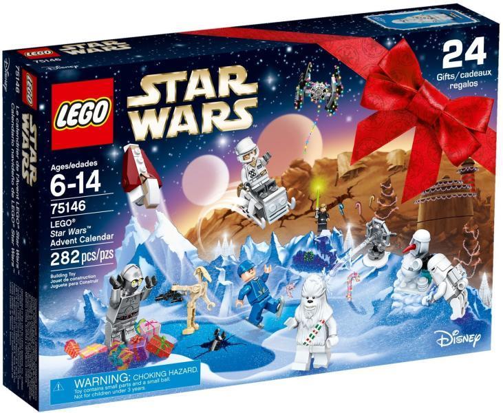 adventi naptár lego Vásárlás: LEGO Star Wars   Adventi naptár 2016 (75146) LEGO árak  adventi naptár lego