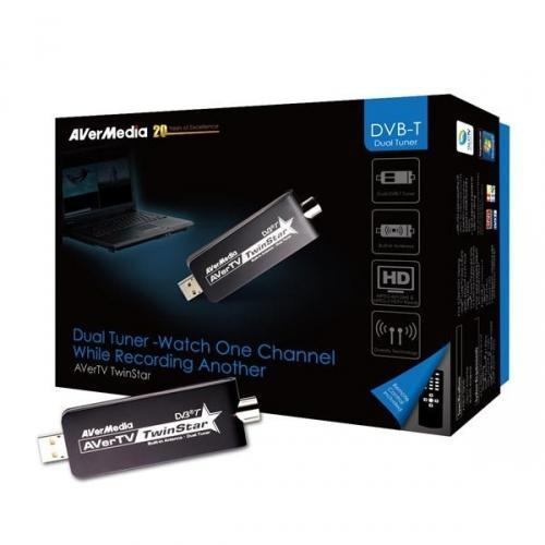 22f9ab8f7ada Vásárlás: AVerMedia TwinStar A825 TV tuner árak összehasonlítása ...