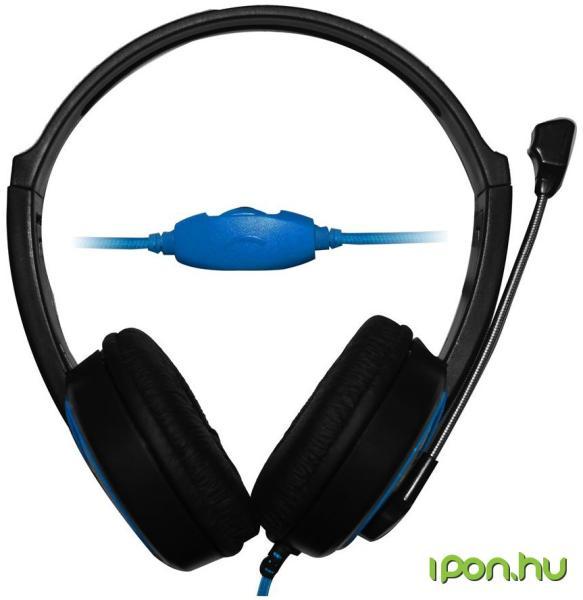 Vásárlás  Vakoss Msonic MH563K Mikrofonos fejhallgató árak ... c5cb441c42