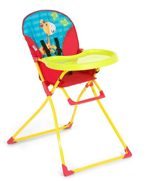 Vásárlás  Hauck Mac Baby Jungle Fun (639146) Etetőszék árak ... 28163638c4