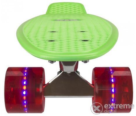 Vásárlás  Nijdam Plastic LED Gördeszka árak összehasonlítása ... a27c4949b9