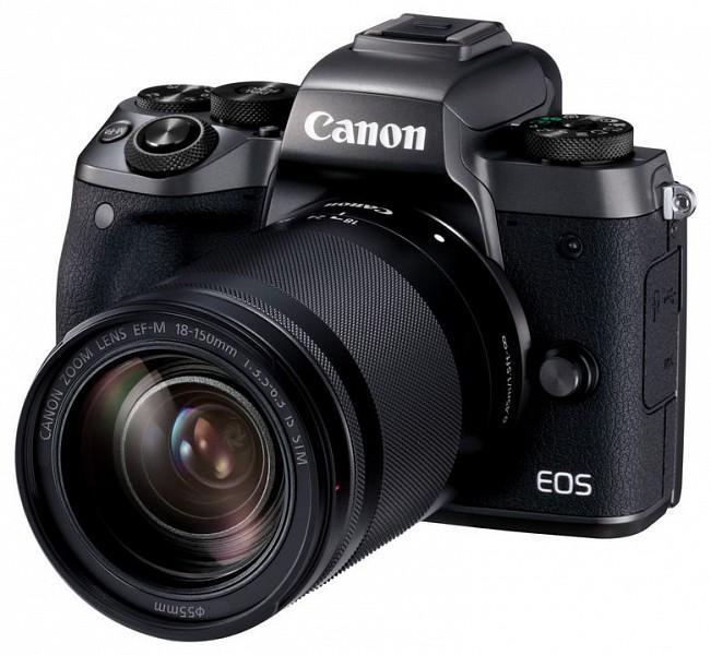 41d2a05db9 Canon EOS M5 + 18-150mm IS Digitális fényképezőgép