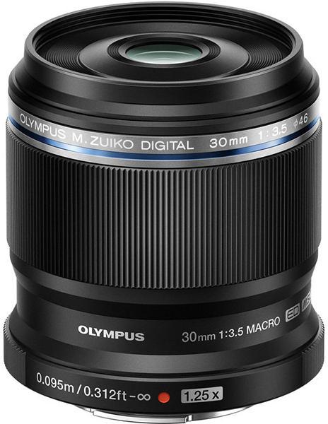 aec7ddf41e73 Olympus M Zuiko Digital ED 30mm f/3.5 Macro fényképezőgép objektív ...