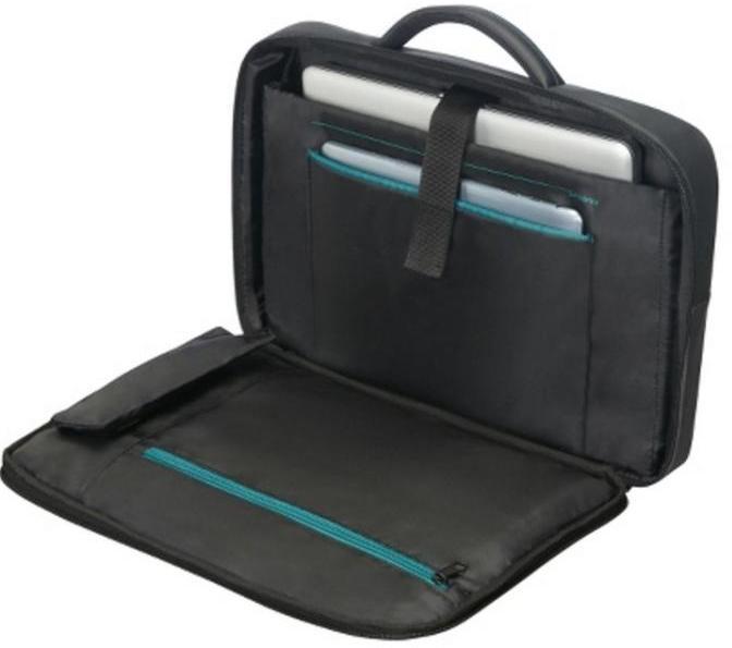 2c188b399f19 Samsonite Qibyte Laptop Bag 14.1 (16N*001) laptop táska vásárlás ...