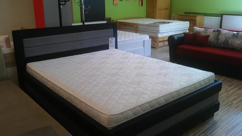 Vásárlás: McKenzie 160-as ágyneműtartós franciaágy matraccal Ágy ...