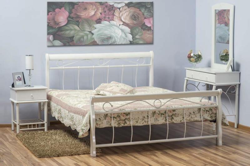 Vásárlás: Venecja franciaágy matrac méret: 160x200 fehér/fehér ...