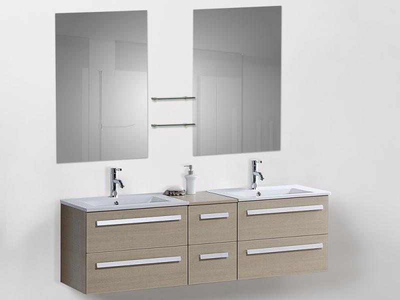 Vásárlás: Beliani Madrid Fürdőszoba Bútor Fürdőszoba bútor árak ...