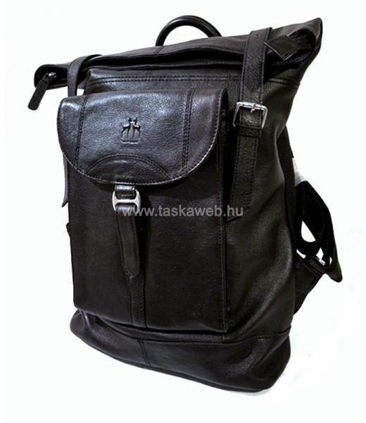 ROSME három csatos bőr hátizsák RO6013 notebook hátizsák vásárlás ... d3e441e7be