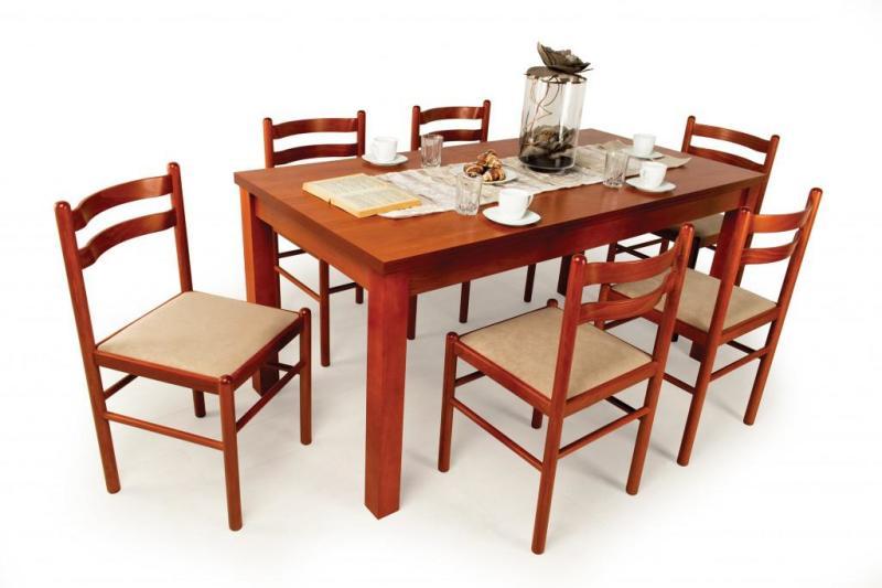 Vásárlás: Berta étkezőgarnitúra Fióna székkel - 6 személyes ...