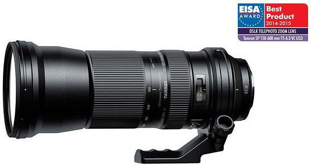 46c878d6f8c Tamron SP 150-600mm f/5-6.3 Di VC USD (Canon) Обективи Цени, оферти ...