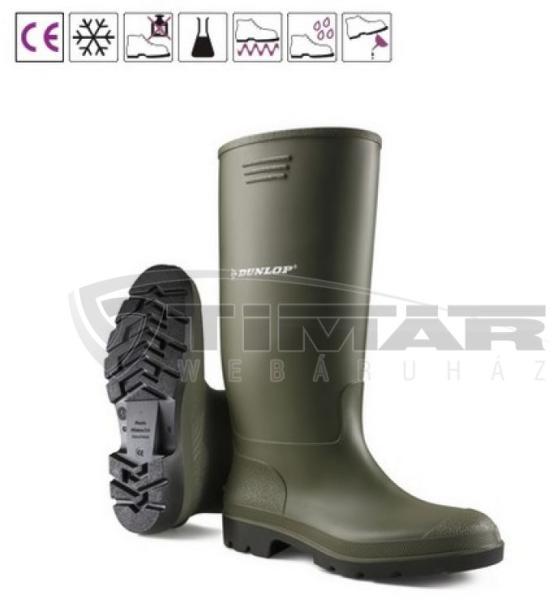 9f66af32b4 Vásárlás: Munkavédelem lábbeli Dunlop Munkavédelmi csizma saválló 45 ...