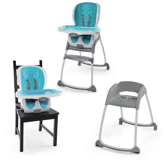 ingenuity 3 in 1 trio smartclean 10515 scaun de masa bebelusi