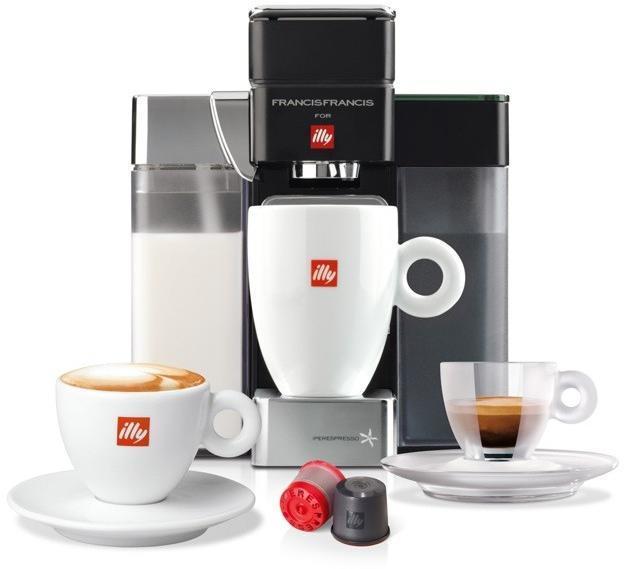 Francis Francis Illy Y5 Milk Iper kávéfőző vásárlás, olcsó