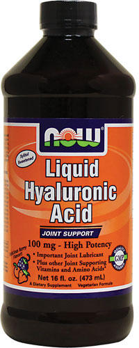 NOW Folyékony hialuronsav (100 mg)
