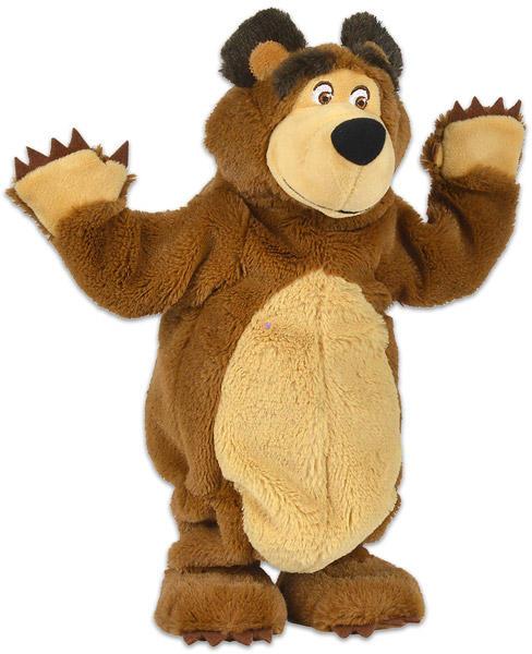 كرتون الدب وماشا