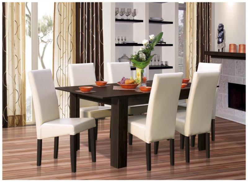 Vásárlás: Berta étkezőgarnitúra Félix asztallal - 6 személyes ...