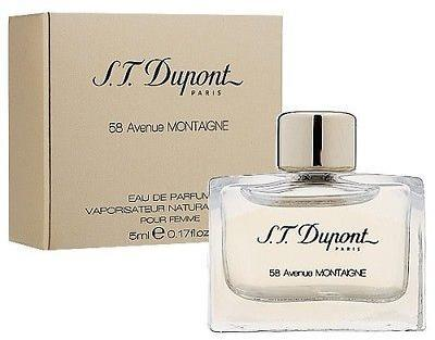 S.T. Dupont 58 Avenue Montaigne EDP 5ml Парфюми Цени, оферти и ...