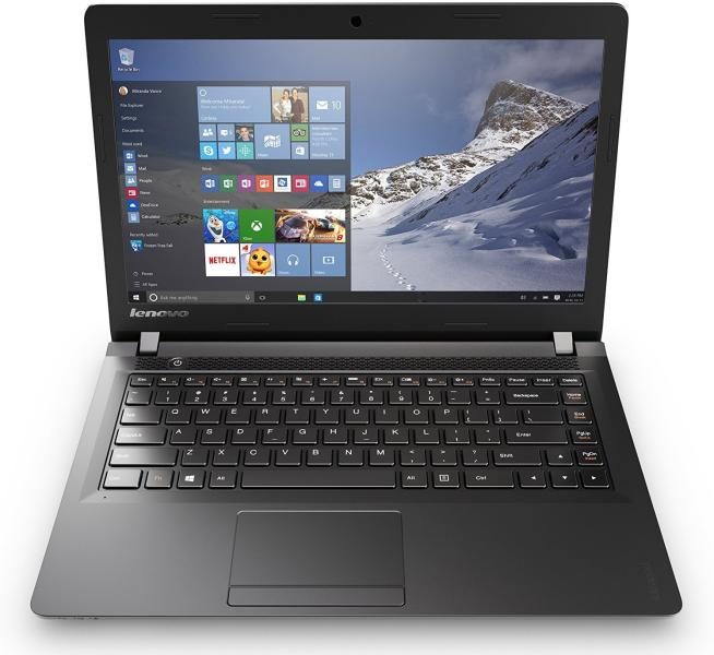 3721b1d971f6 Lenovo IdeaPad 100 80QQ019ERI Notebook Árak - Lenovo IdeaPad 100 ...