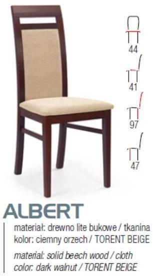 Vásárlás: HALMAR Albert fa étkezőszék Étkezőszék árak ...