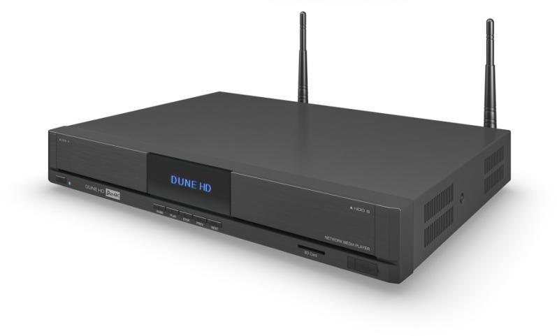 bc114478f4 Dune HD DUO 4K asztali multimédia lejátszó vásárlás, olcsó Dune HD ...